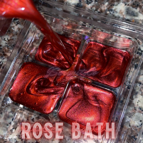 Rose Bath Wax Melt