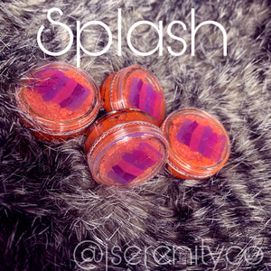 Splash Lip Scrub - JSerenityCo