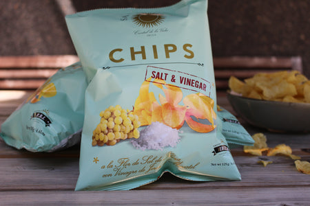 Vinegar Chips