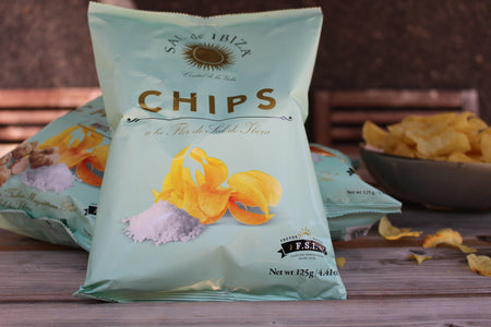 Seasalt Chips