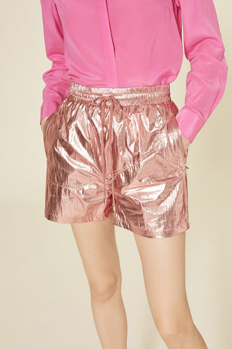 METALLIC PINK BLUSH