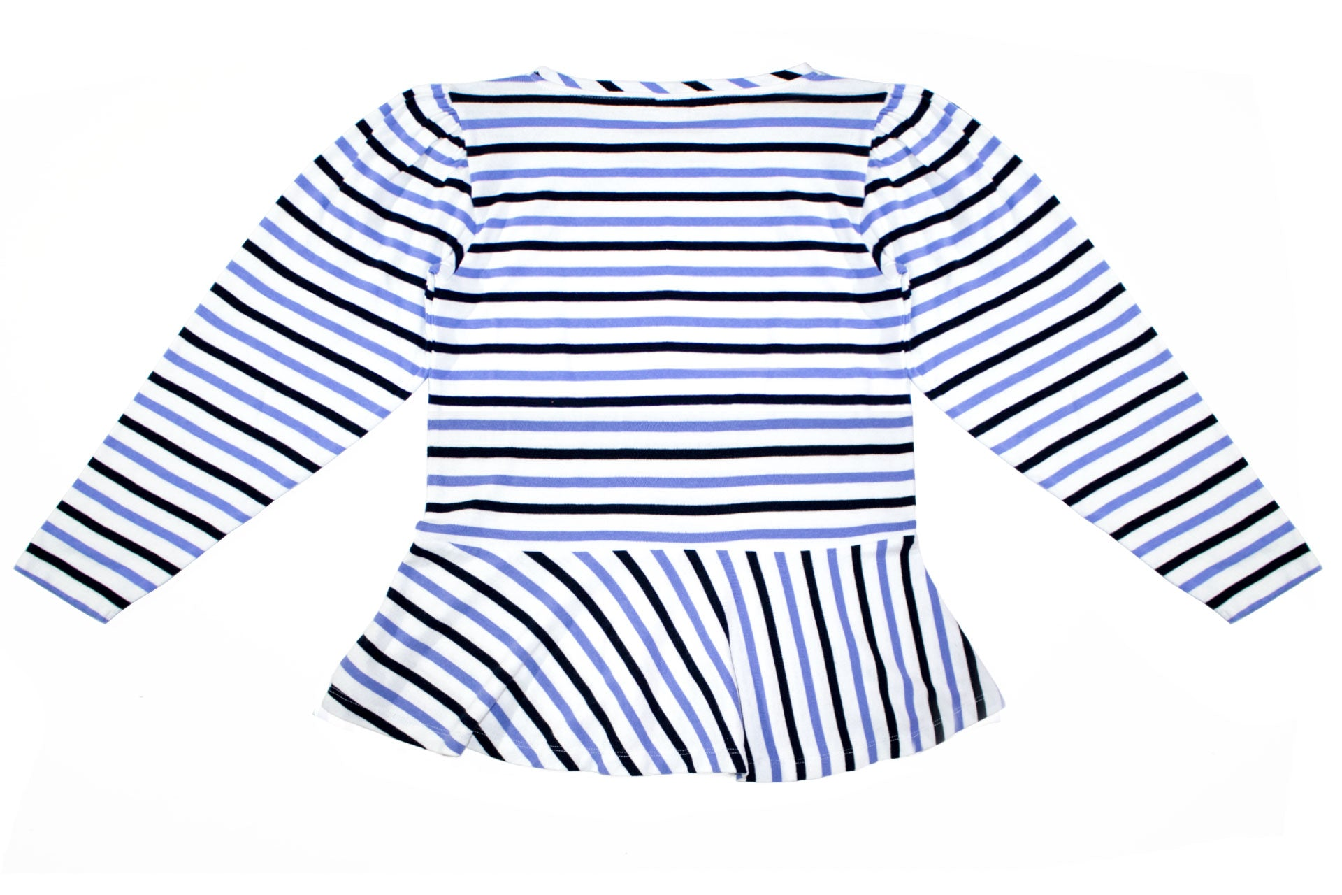 Camisola Stripes Blue&black