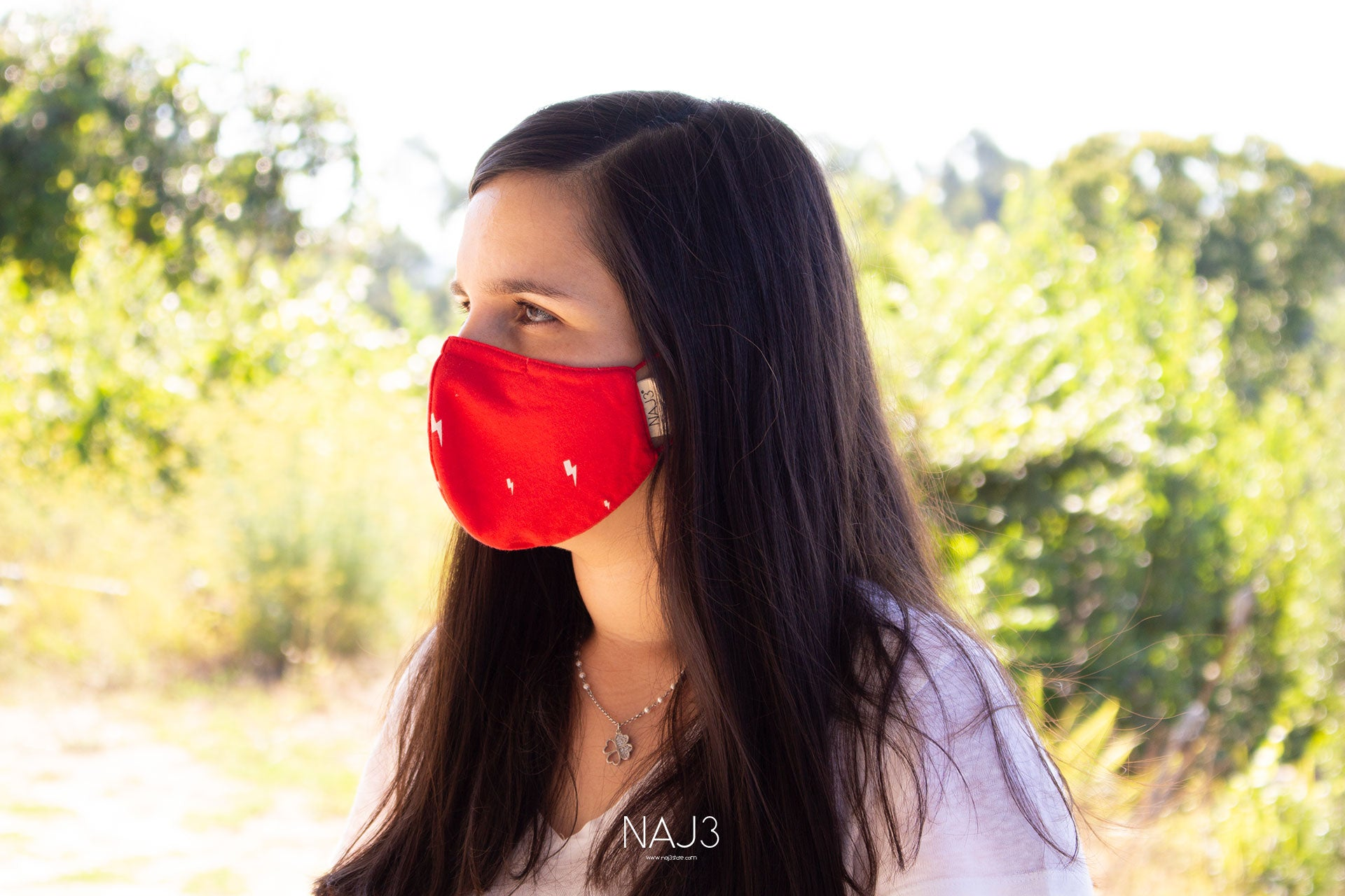 Mascarilla Flash RED