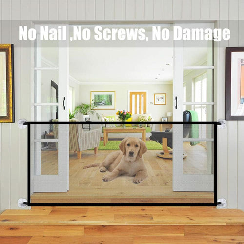 Portable Kids & Pets Safety Fence