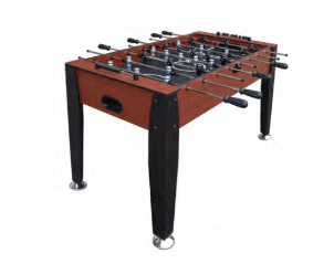 DYNASTY 54-IN FOOSBALL TABLE