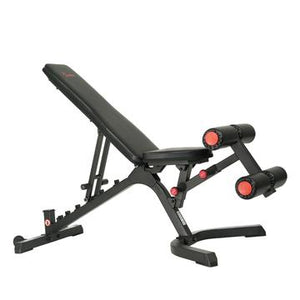 FULLY ADJUSTABLE POWER ZONE UTILITY HEAVY DUTY WEIGHT BENCH WITH 1000 LB MAX WEIGHT
