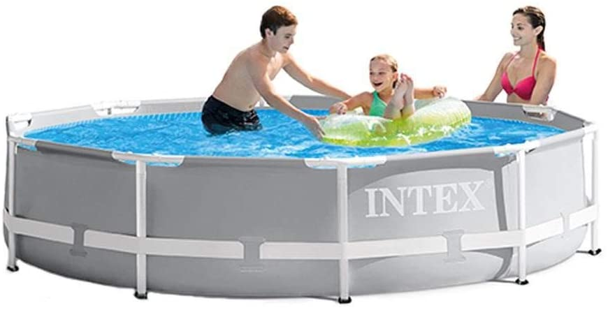 Prism Frame Pool Set with Filter Pump  Various Sizes And Shapes Available