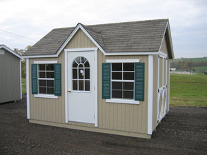 Classic Wood Cottage - Panelized Kit