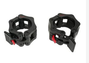SHARK CLAMP BARBELL LOCK COLLARS FOR OLYMPIC BARBELLS