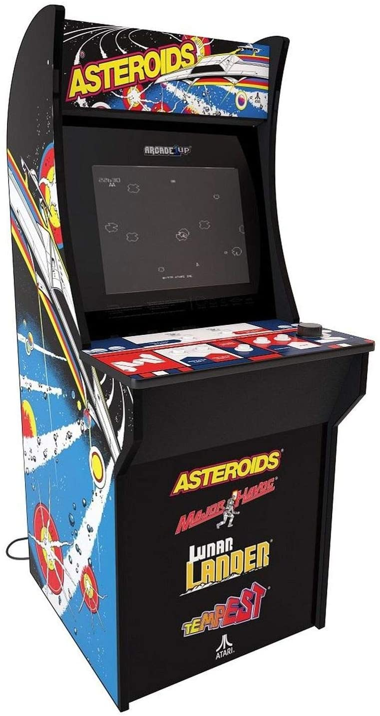 Asteroids Home Arcade Game