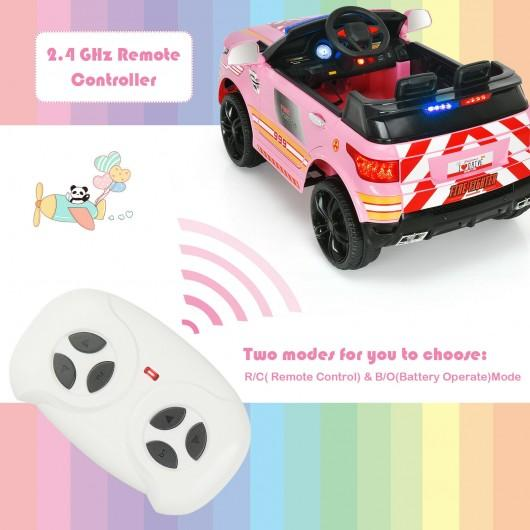 12V Kids Electric Bluetooth Ride On Car