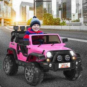 12V 2 Seater Kids Ride On Car