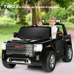 12V 2-Seater Licensed GMC Kids Ride