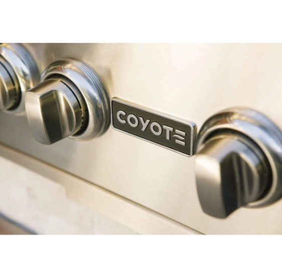 Coyote 36″ S-Series LED Lights Gas Grill