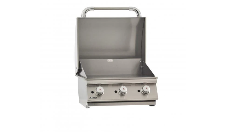 "Bull Griddle Head, 23""LP 3 Burner, 45,000 BTU's Pro Grade, Flat top 97008"