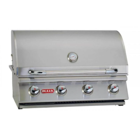 "Bull Grill Head, 30"" Outlaw, NG 4 Burner 60,000 BTU's Grill"