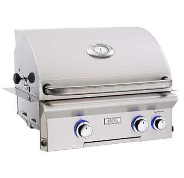 "American Outdoor Grill 24"" Built-in Grill, Complete L Series"