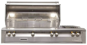 "Alfresco 50"" Stainless Steel Luxury Deluxe Grill"
