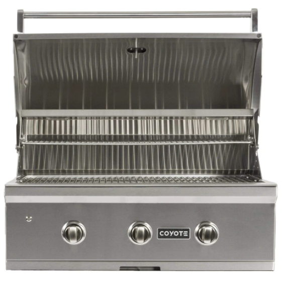 Coyote 34″ C-Series 3 Burner Gas Grill