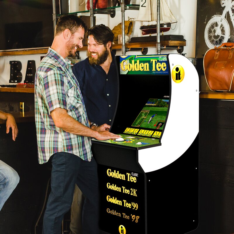 Golden Tee Home Arcade