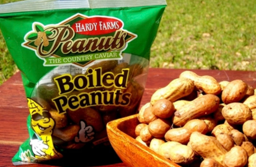 Hardy Farms Boiled Peanuts