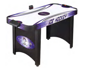 HAT TRICK 4-FT AIR HOCKEY TABLE