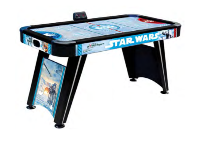 STAR WARS™ BATTLE OF HOTH 5-FT AIR HOCKEY TABLE