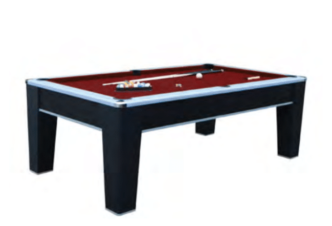 MIRAGE 7-1/2-FT POOL TABLE