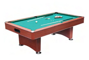 MADISON 8-FT DELUXE POOL TABLE