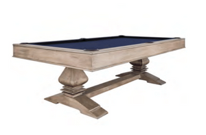 MONTECITO 8-FT POOL TABLE - DRIFTWOOD