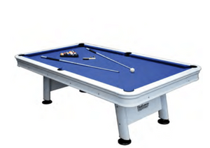 ALPINE 8-FT OUTDOOR POOL TABLE