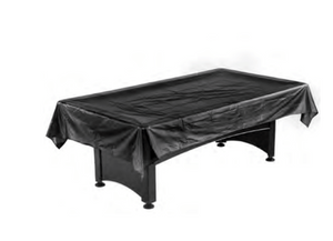 POOL TABLE BILLIARD DUST COVER FITS 7-FT TO 8-FT TABLE