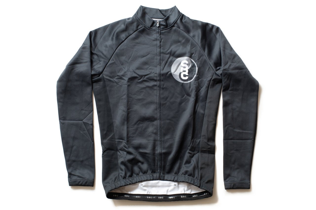 "State Bicycle Co. - ""Yin & Yang"" - Fleece-Lined Winter Jersey / Jacket by State Bicycle Co."