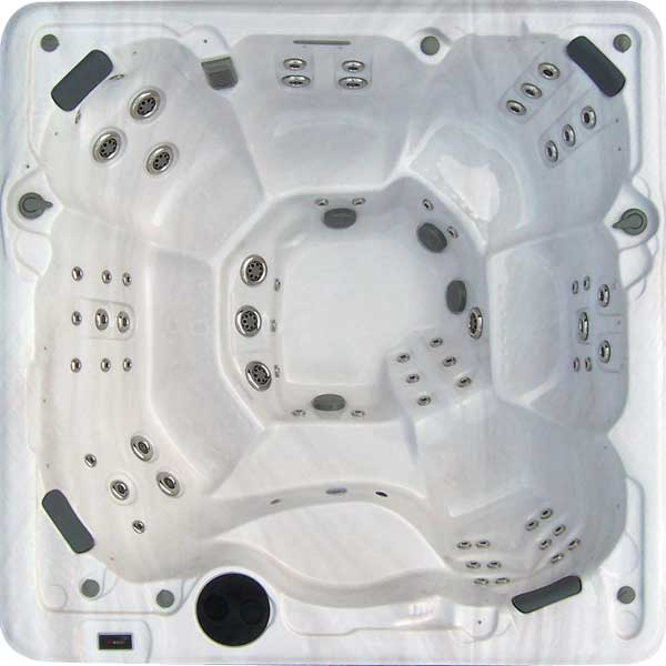 Futura BP-112 5 Zoned 112 Hydrotherapy Jet Hot Tub