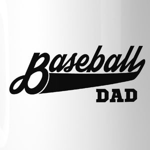 Baseball Dad Gift Mug 11oz Best Fathers Day Gift