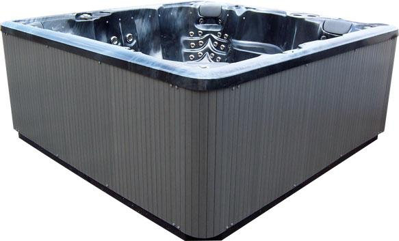 Futura FP-112 7 Person 112 Jet LED Hot Tub