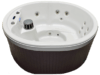 Hudson Bay Spa HB14O 5-Person 14 Jets Spa with Backlit Waterfall