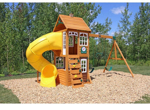 Creston Lodge Swing Set