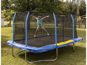 12 x 17 Rectangular Backyard Trampoline