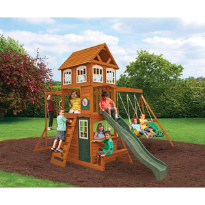 Cranbrook Wooden Swing Set