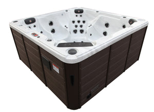Niagara Falls 60 Jet 7 Person Spa 3 Pump