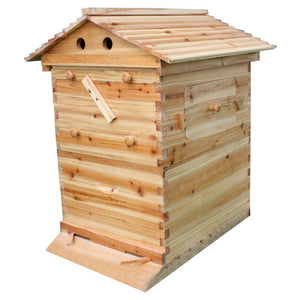 Automatic Wood Bee Hive