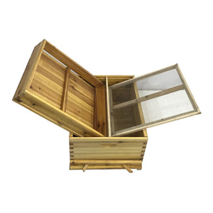 High Quality Wax Beehive Hive Box