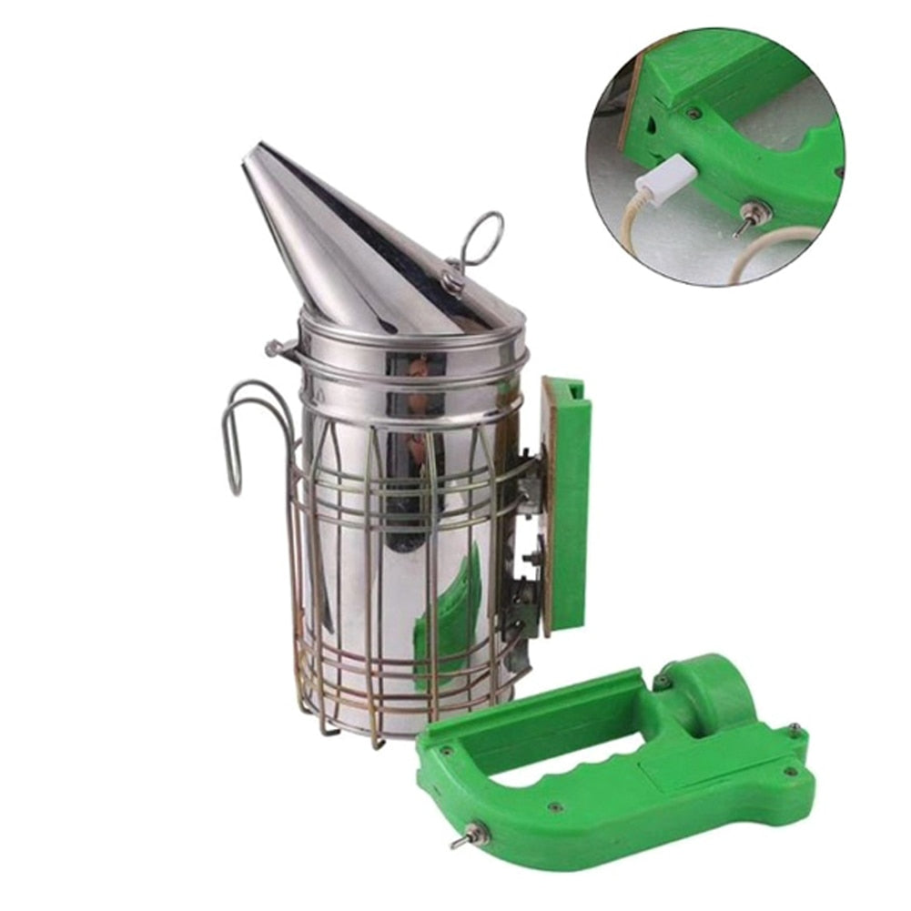 Bee Smoker Transmitter Kit Stainless Steel