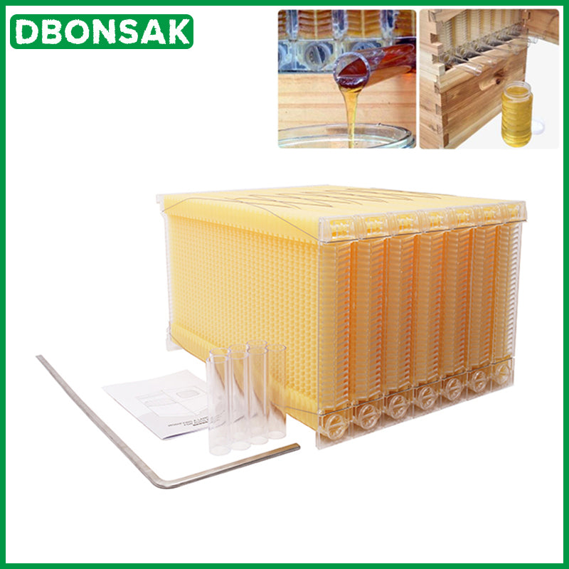 Automatic Honey Collection Frame Professional Beekeeper Beehive