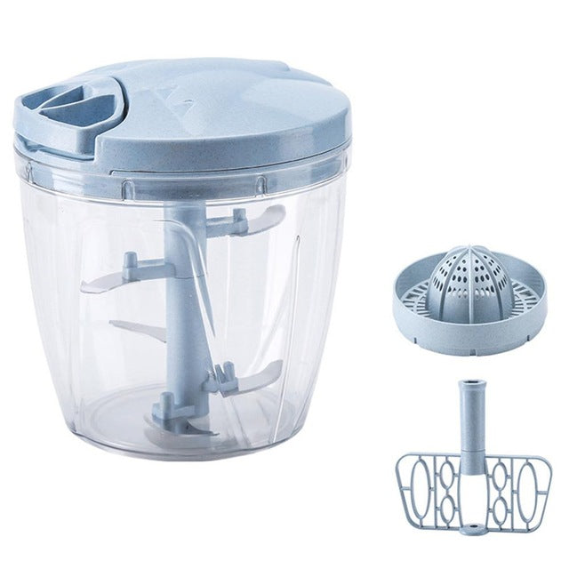 Hand Pulled Kitchen Vegetable Chopper