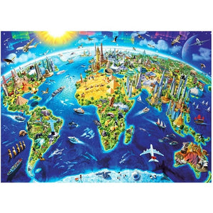 1000 Pieces Jigsaw Puzzles Educational Toys Scenery Space