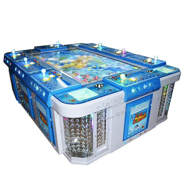 Fish Game Table Video Home Casino Games