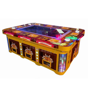 Fish Coin Operated Home Casino Game Machine