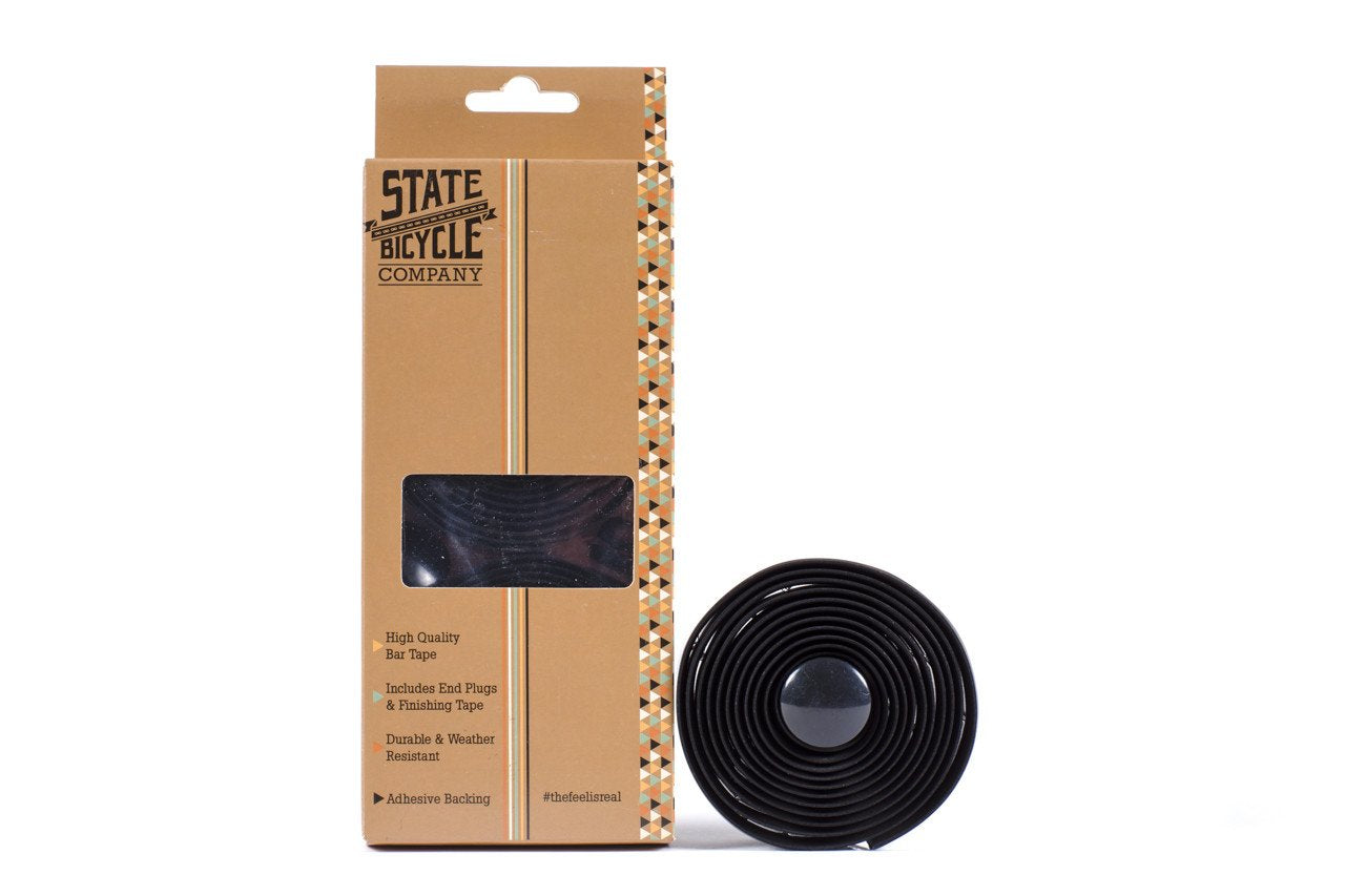 Bar Tape - Black by State Bicycle Co.